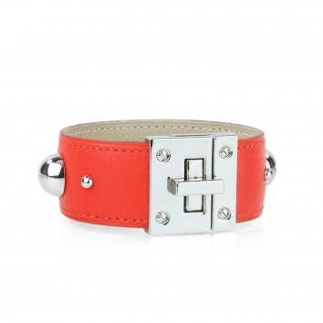 Manchette Atelier Clause TURN'LOCK STUD Swift Tomate