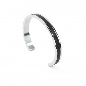 Atelier Clause Bracelet STEEL BANGLE Deep Black