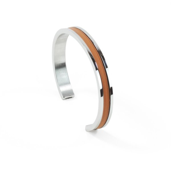 Atelier Clause Bracelet STEEL BANGLE Pompei