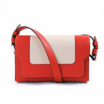 Sac LITTLE NICKI veau swift Poppy Atelier Clause