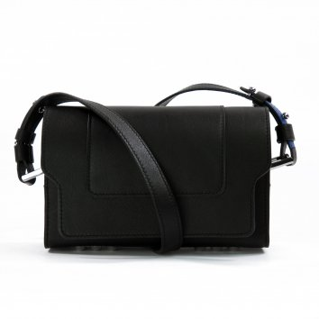 Sac LITTLE NICKI Veau Swift Deep Black