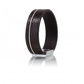 Bracelet RICE Java Deep Black