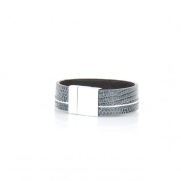 Bracelet RICE Niloticus Grey - Atelier Clause