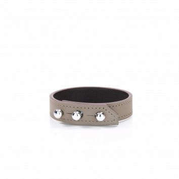 Bracelet JET-TREE Veau Warm Taupe Atelier Clause