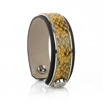 Bangle INITIAL Ayers Ocre